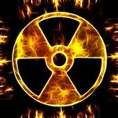 Radiation — Foto Stock
