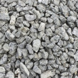 Crushed stone - Foto Stock