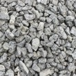 Crushed stone — Stockfoto