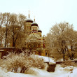 Stock Photo: Temple Aleksandr Nevski in Tallinn