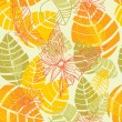 Summer nature seamless pattern — Stock Vector #5333245