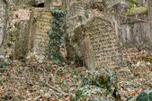 Ancient cemetery — Stock Photo