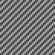 Seamless carbon texture, car tuning — Stockfoto