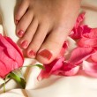 Pedicure — Stock Photo #4287230