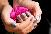 Manicure — 图库照片