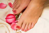 Pedicure — Stock Photo