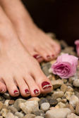 Pedicure — Stock fotografie