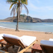 Lounging in Mexico on a beautiful beach — Stockfoto