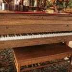 Grand piano — Stock Photo #5203557
