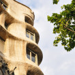 Royalty-Free Stock Photo: La Pedrera, Barcelona