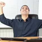 succesvolle zakenman — Stockfoto #4266103