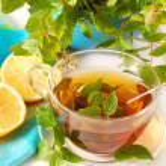 Mint tea — Stock Photo #4098744