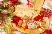 Few seconds to New Year — Stock Photo