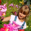 Young gardener — Stock Photo #4957232