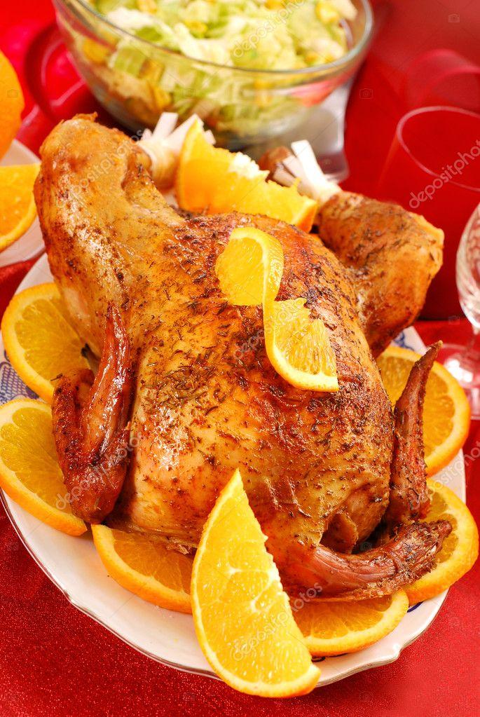Курица гранатом рецепты фото