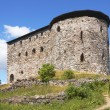 Raasepori medieval castle — Stock Photo