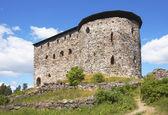 Raasepori medieval castle — Stock Photo
