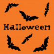 texto de Halloween — Vector de stock #4045075