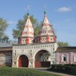 Holy Gate. Suzdal - Stock Photo