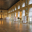 Catherine's Palace hall, Tsarskoe Selo (Pushkin), Russia. — Stock Photo #4579513