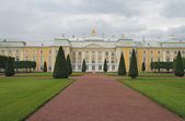 Peterhof Grand Palace — Stock Photo