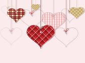 St Valentine day — Stock Vector