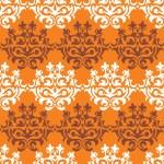 Seamless damask wallpaper — Stock Vector #4416262
