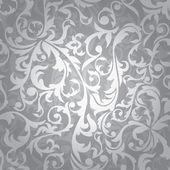 άνευ ραφής floral φόντο — Διανυσματικό Αρχείο