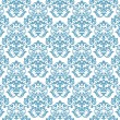 Royalty-Free Stock Imagen vectorial: Seamless damask background