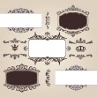 Vintage design elements — Stock Vector #4989727