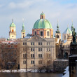 Stock Photo: Prague. Сhurch of St. Nicholas.