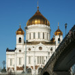 Cathedral of Christ Saviour — Stock fotografie #5144923