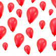 Royalty-Free Stock Photo: Red Balloon