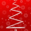 Christmas Tree — Stock Photo #4470623