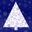 Christmas Tree — Stock Photo #4470673