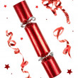 Christmas Crackers — Stock Photo #4480039