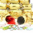 Christmas Crackers — Stockfoto