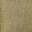 Hessian Cloth - Stockfoto