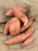 Sweet Potatos — Stock Photo