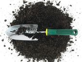 Garden Soil — Stock Photo