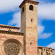 Siguenza Cathedral - Stock Photo