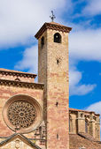 Siguenza Cathedral — Stock Photo