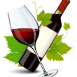Royalty-Free Stock Vector Image: Wine