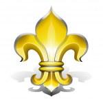 Fleur de Lys — Stock Vector #4387942