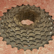 Foto Stock: Gear Wheels