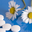 Stock Photo: Homeopathic medication