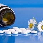 Homeopathic medication — Stock Photo