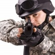 Soldier — Stock Photo #5126923