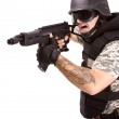 Soldier — Stock Photo #5126994