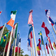 International Flags — Stock Photo #4182648